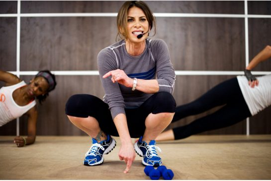 But Tonight I Came Across An Old Workout Used To Do As A Frosh Before Was Brave Enough Visit The Campus Gym Cindy Crawford S